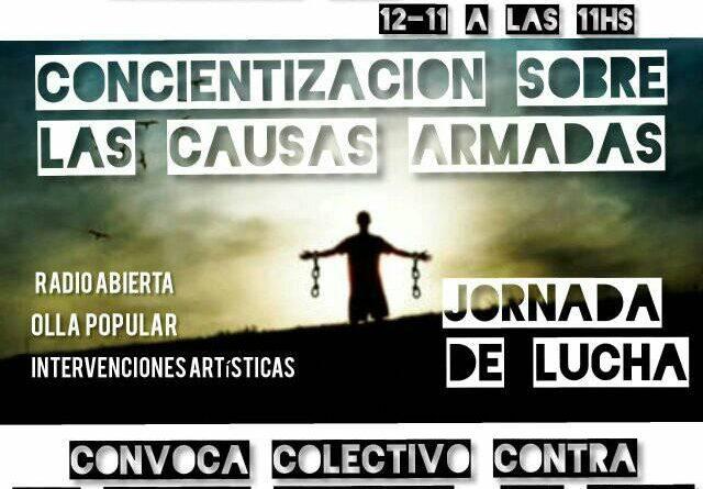 Denuncian causas armadas contra jóvenes en Moreno